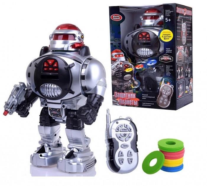 Play Smart Робот на радиоуправлении Защитник планеты