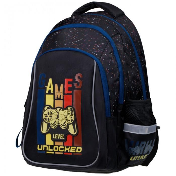 Школьные рюкзаки Berlingo Рюкзак Comfort Next Level 38х27х18 см