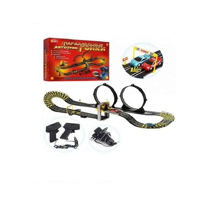 Машины Play Smart Детский игровой набор Автотрек на электропитании (445 см)