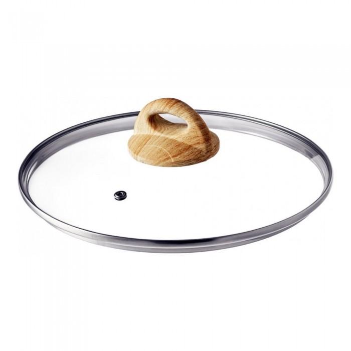 крышка для сковороды камская посуда 28 см Посуда и инвентарь Walmer Крышка для сковороды Stonehenge 26 см