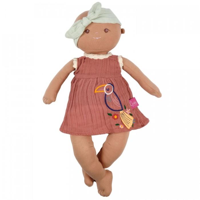Мягкая игрушка Bonikka Кукла из органического хлопка Aria 42 см