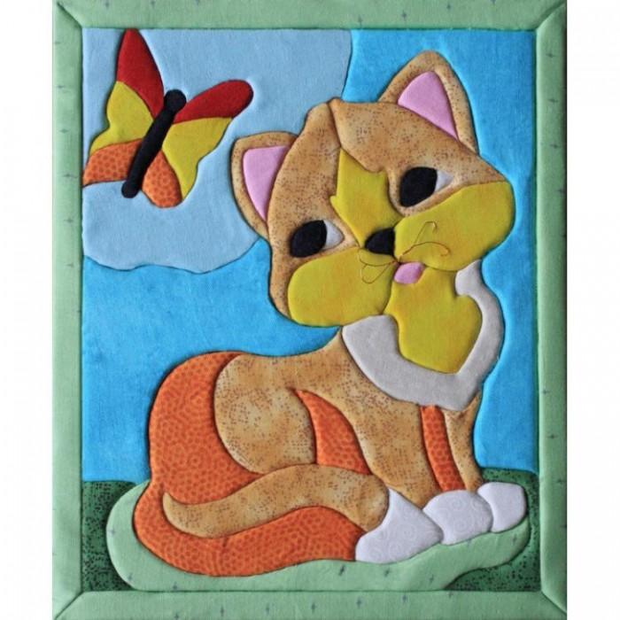 Наборы для творчества Волшебная мастерская Кинусайга Кошка комплект волшебная кошка книги 3 4 азбука
