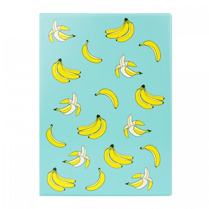 Канцелярия Kawaii Factory Обложка для документов Банановая А4