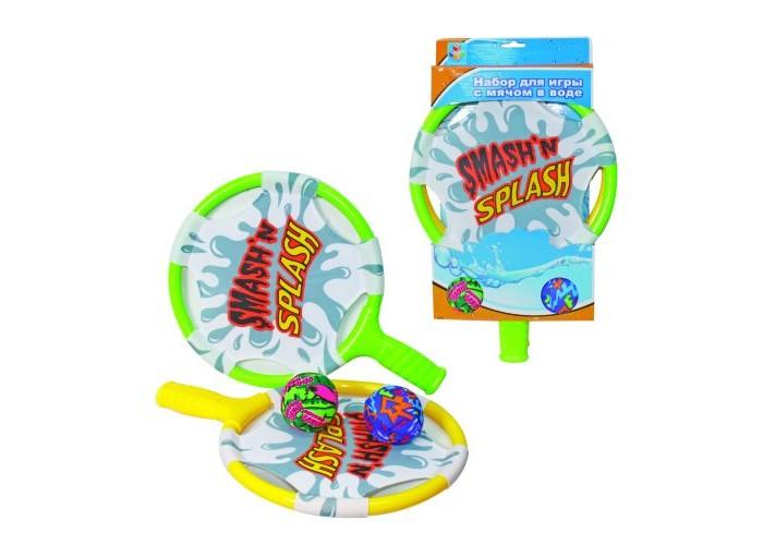 Спортивный инвентарь 1 Toy Набор для игры с мячом в воде