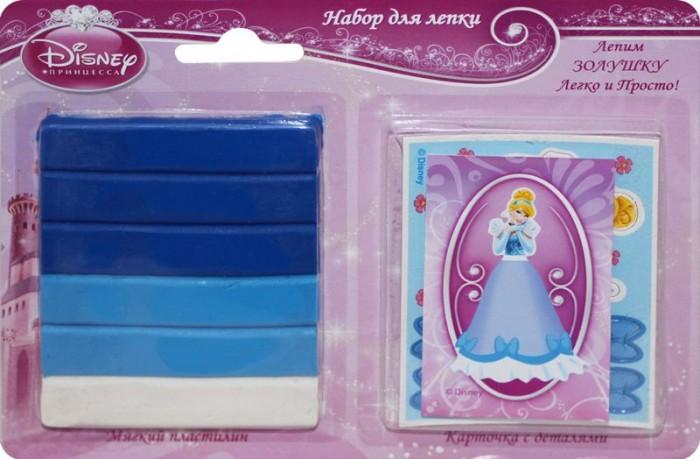 Всё для лепки Disney Набор для лепки Disney Принцесса Золушка набор для завтрака disney золушка 3 предмета 27003