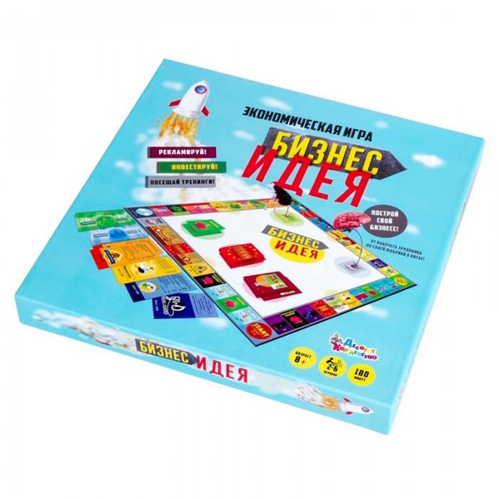 Настольные игры Десятое королевство Настольная игра Бизнес идея