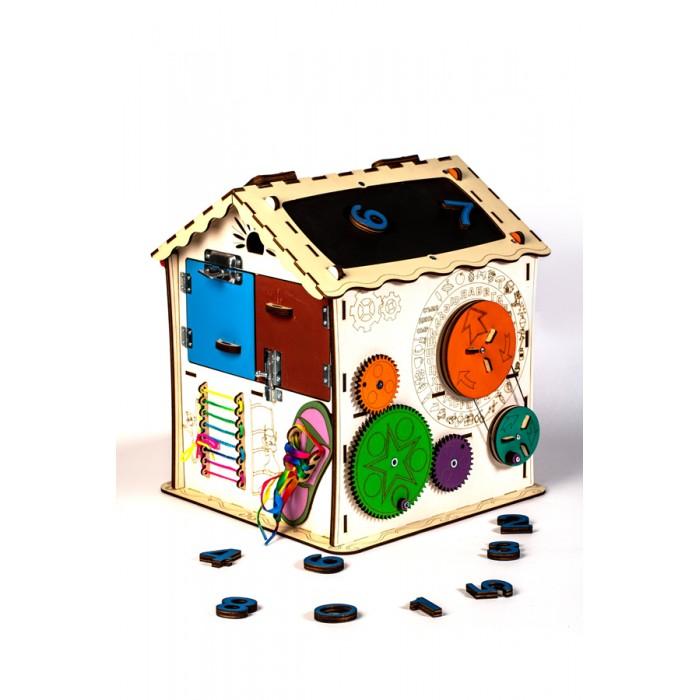 Деревянная игрушка MyLandToys Домик без электрики  №30