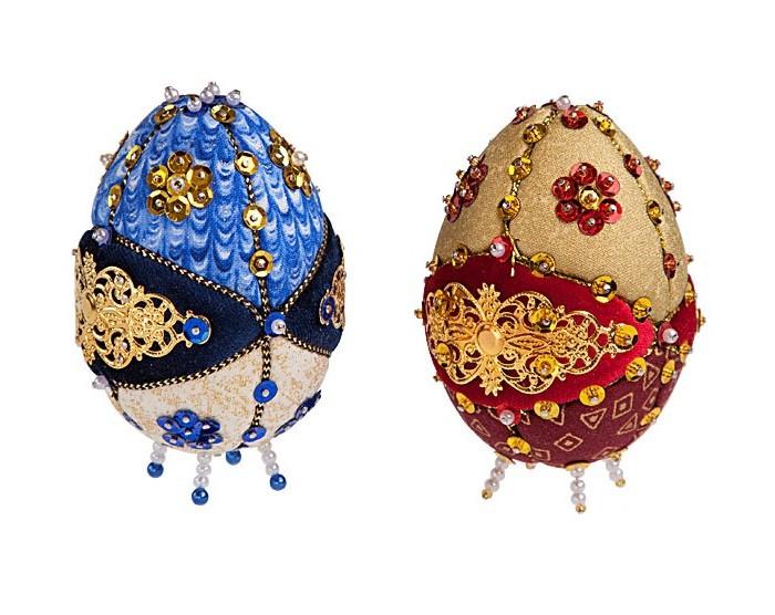 Наборы для творчества Волшебная мастерская Кинусайга 3D Декоративное яйцо 2 шт. раннее развитие айрис пресс мастерская малыша чемоданчик 3 набор основ и материалов для творчества
