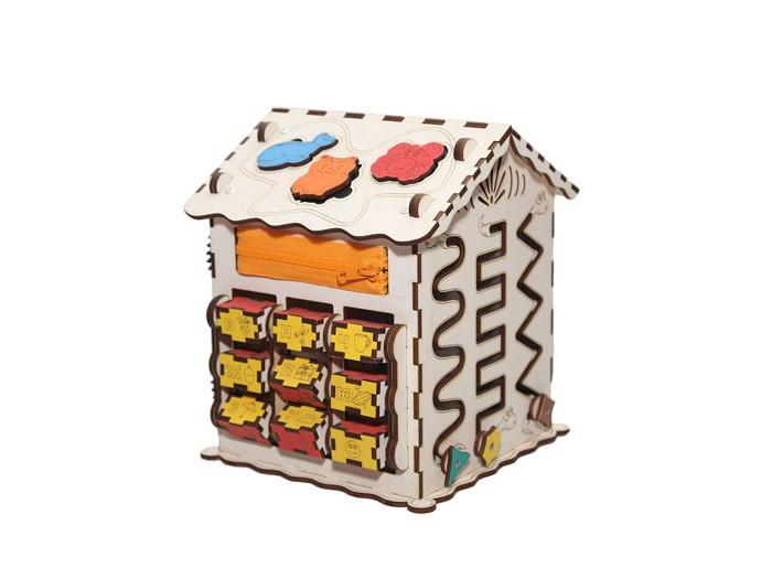 Деревянная игрушка MyLandToys Домик без электрики №20