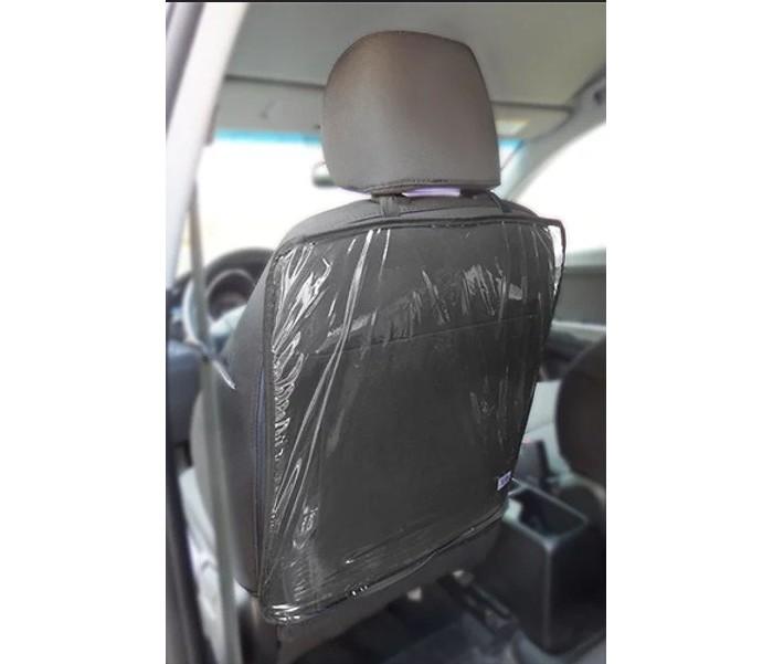 Аксессуары для автомобиля ProtectionBaby Защитная накидка на спинку переднего сиденья автомобиля аксессуары для автомобиля uviton органайзер на спинку переднего сиденья алфавит