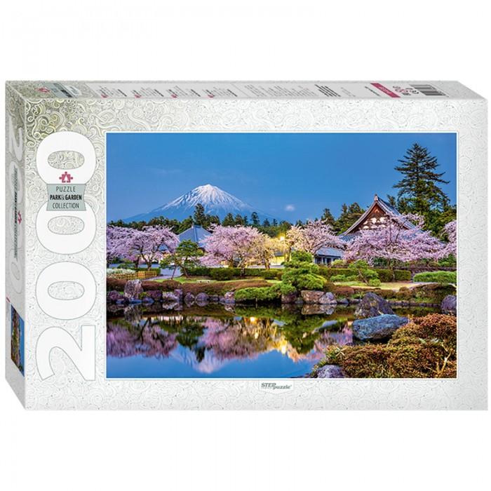 Пазлы Step Puzzle Пазл Япония весной Сидзуока (2000 элементов)