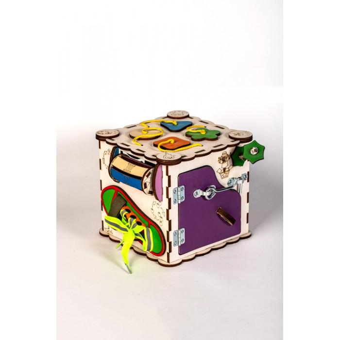 Деревянная игрушка MyLandToys Куб без электрики №16