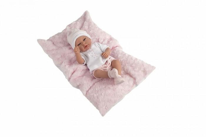 Фото - Куклы и одежда для кукол Arias Elegance Кукла девочка Andie 40 cм Т19769 arias elegance leo 45 cм одеяло переноска розовый