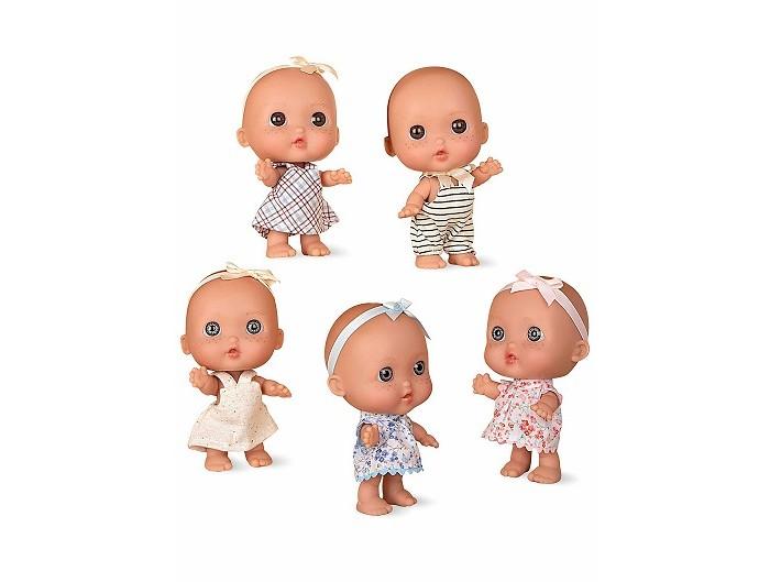 Фото - Куклы и одежда для кукол Arias Elegance Кукла Pequitas 17 см куклы и одежда для кукол miraculous кукла леди баг костюм рисунок 26 см