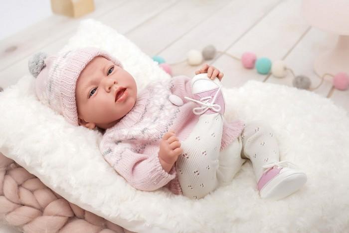 Фото - Куклы и одежда для кукол Arias Elegance Кукла Dafne 40 cм Т19802 arias elegance leo 45 cм одеяло переноска розовый