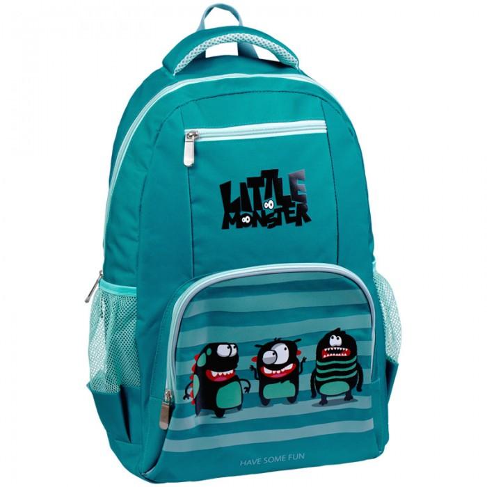 школьные рюкзаки Школьные рюкзаки Спейс Рюкзак School Little Monster