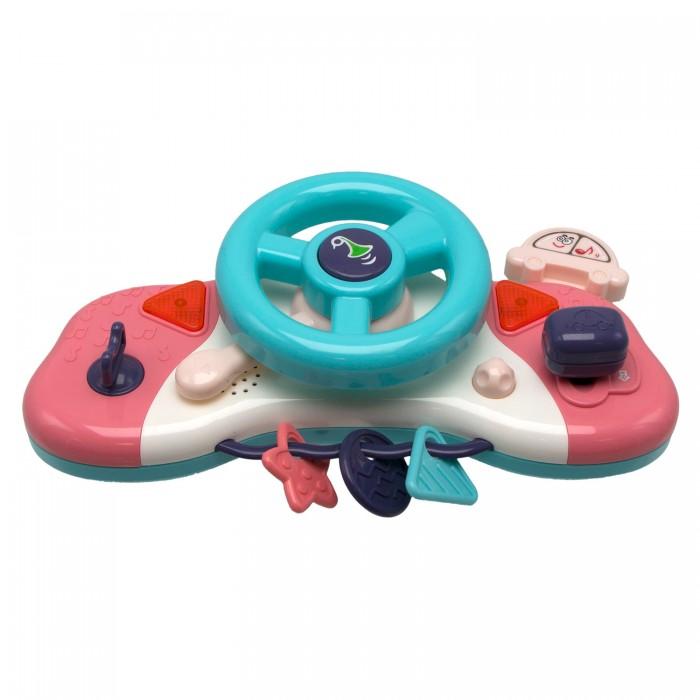 Электронные игрушки Bambini Руль музыкальный