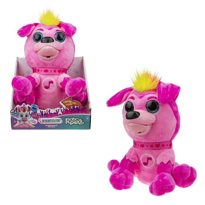 интерактивные игрушки Интерактивные игрушки 1 Toy RoboPets собачка Рамона