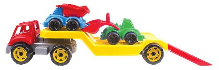 Машины Технок Машина Автовоз Титан и стройтехника