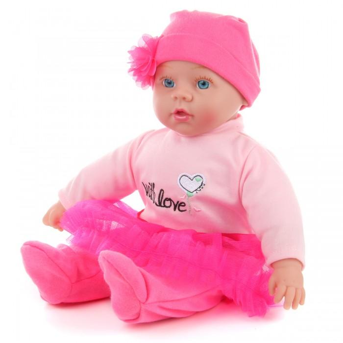 Lisa Doll Пупс мягконабивной 40 см 97045