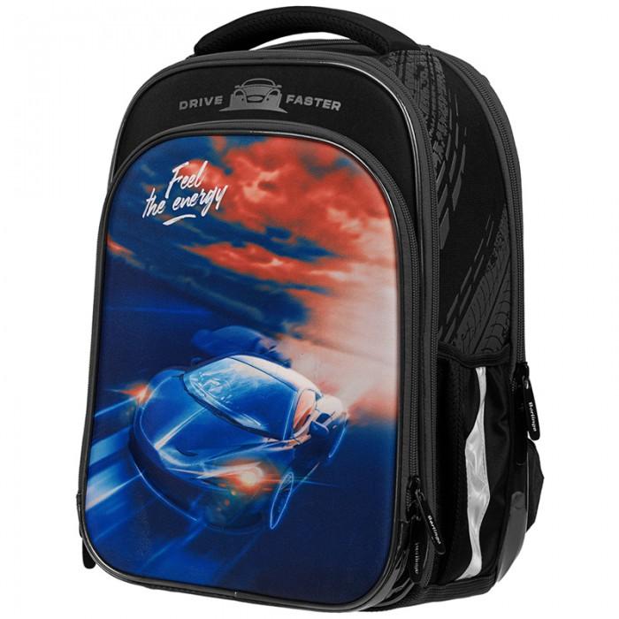 Купить Школьные рюкзаки, Berlingo Ранец Expert Plus Speed