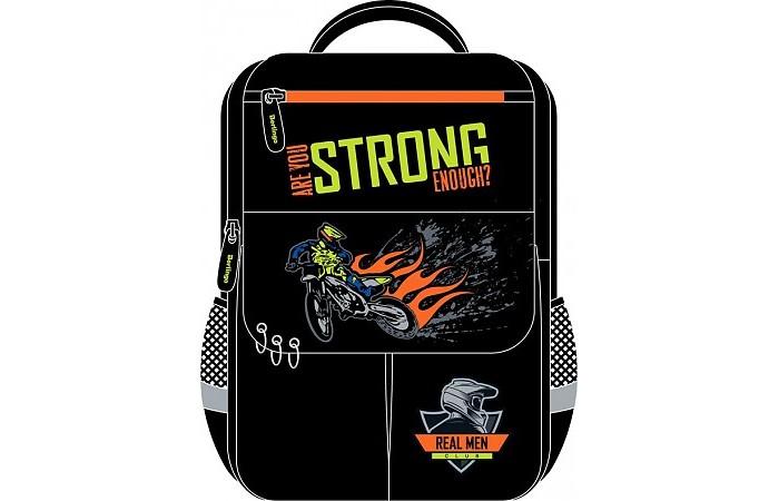 Купить Школьные рюкзаки, Berlingo Concept Ранец облегченный Moto club