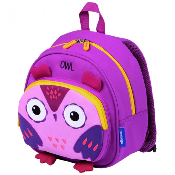 Купить Сумки для детей, Berlingo Mini kids Рюкзак Wise owl