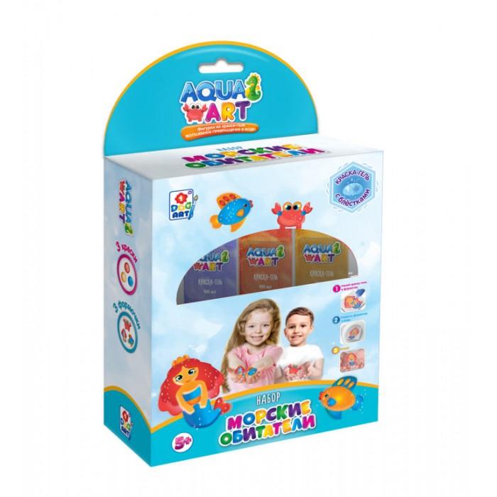 1 Toy Aqua Art Набор Морские обитатели