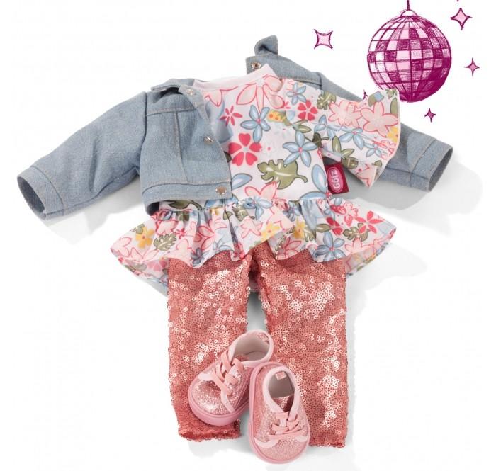 Купить Куклы и одежда для кукол, Gotz Набор одежды Для шопинга для кукол 45-50 см