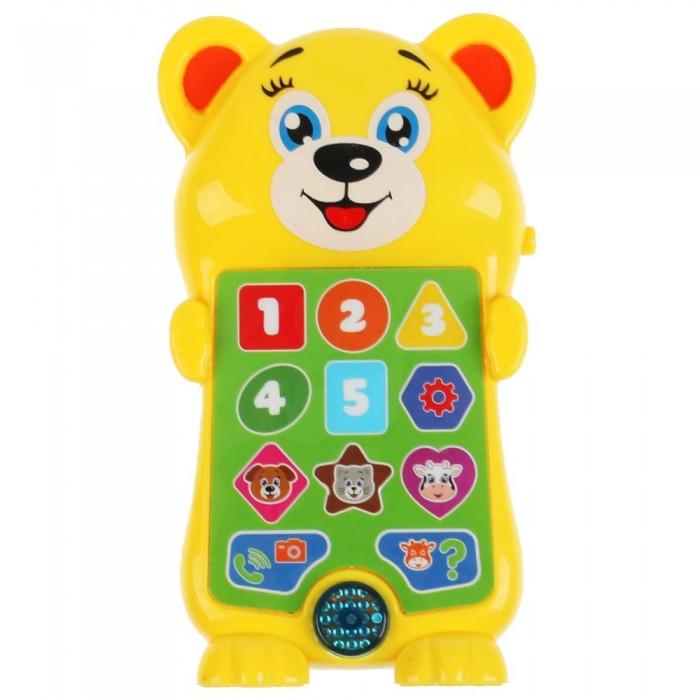 Картинка для Электронные игрушки Умка Музыкальная игрушка Телефон Весёлый мишка