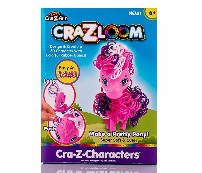 Наборы для творчества Cra-Z-Loom Набор для творчества фигурка Пони