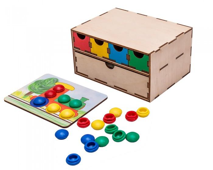 Развивающие игрушки Смайл Декор Волшебный комодик Книжные странички