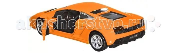Машины Технопарк Машина Lamborghini gallardo lp 560-4 технопарк машинка инерционная lamborghini gallardo lp 560 4 цвет красный