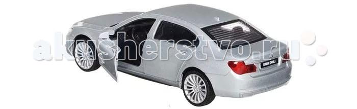 Машины Технопарк Машина BMW 760 машинки технопарк машина технопарк металлическая инерционная bmw x6