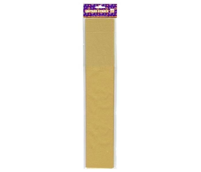 Канцелярия Fancy Creative Бумага цветная крепированная цвет золото крючки для елочных игрушек в москве