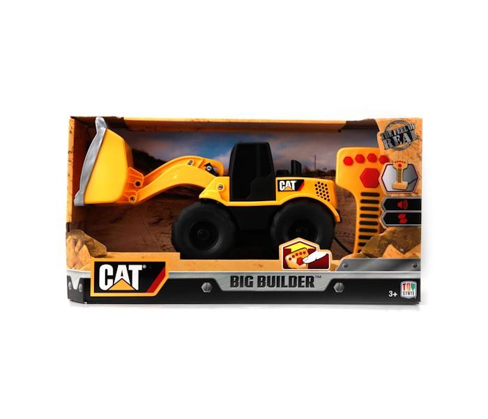 Машины Toystate Экскаватор 36623 игрушка toystate 75040ts