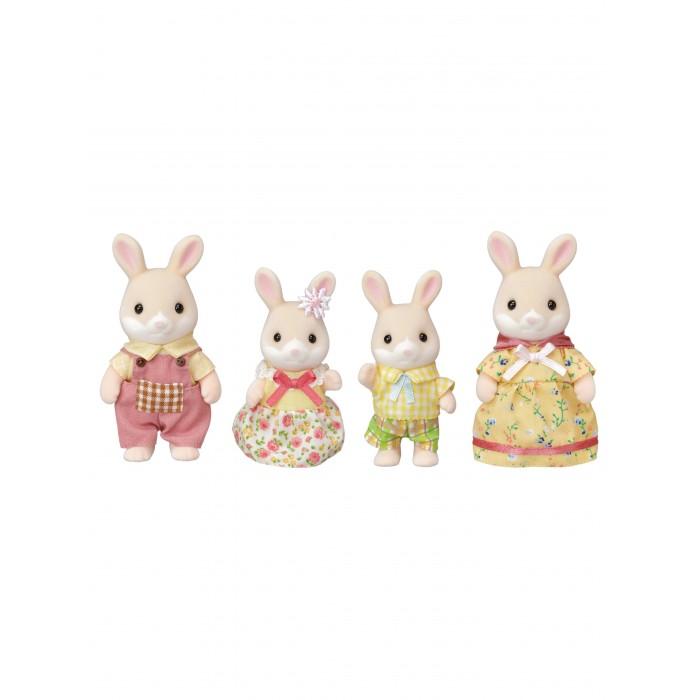 Купить Игровые наборы, Sylvanian Families Семья Солнечных кроликов