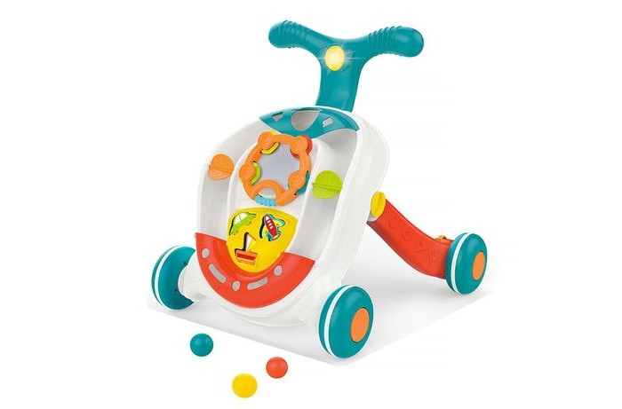 Купить Ходунки Toys Стол Haunger Морские обитатели 2 в 1