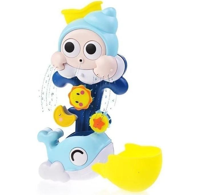 Игрушки для ванны Ural Toys Игрушка брызгалка