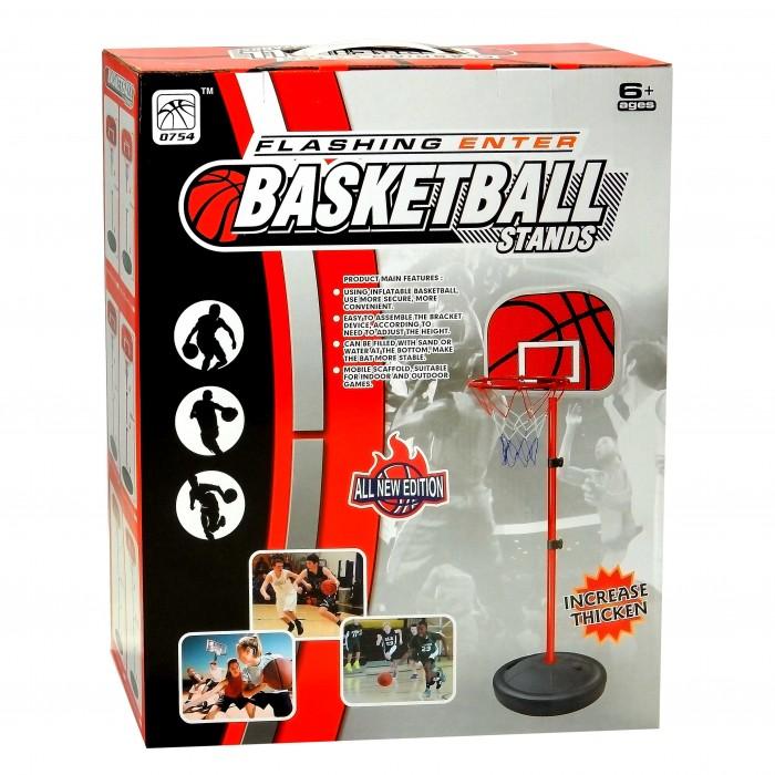 Спортивный инвентарь Игротрейд Набор Баскетбол высота 160 см