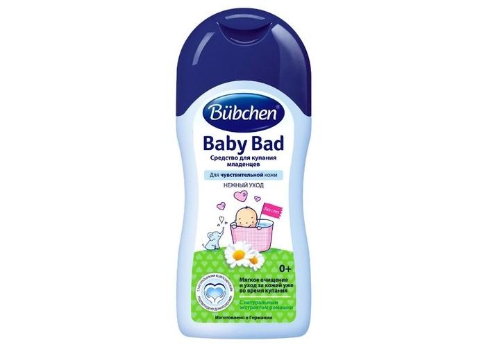 Косметика для новорожденных Bubchen Средство для купания младенцев 400 мл