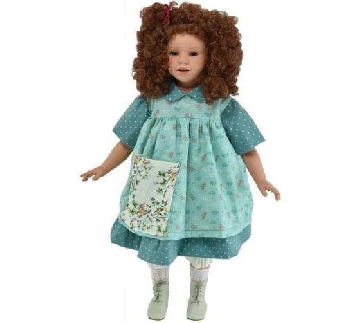 Dnenes/Carmen Gonzalez Коллекционная кукла Кандела 70 см