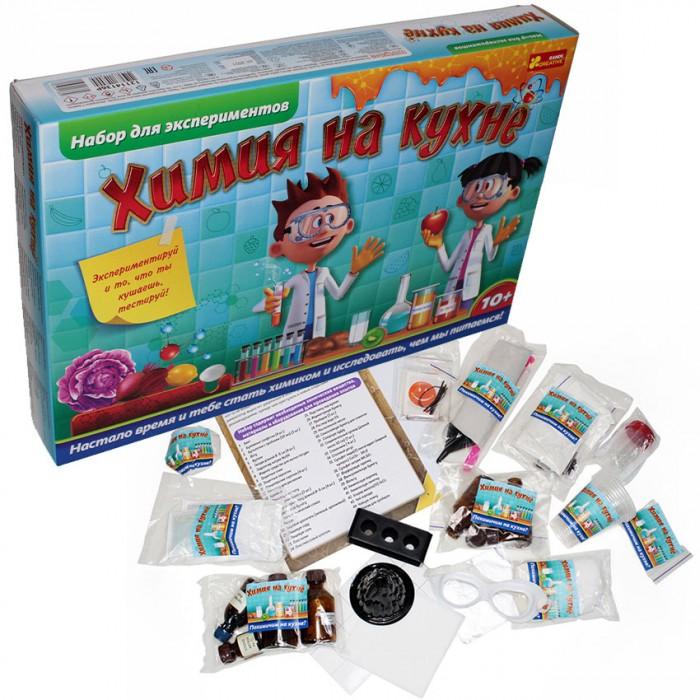 Купить Наборы для опытов и экспериментов, Ranok-creative Набор для экспериментов Химия на кухне