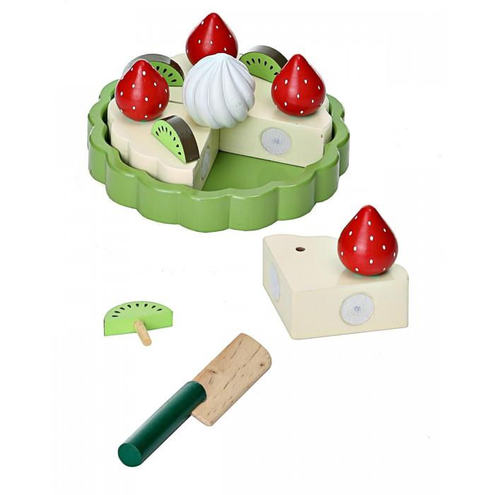 Деревянная игрушка Magni Торт Киви