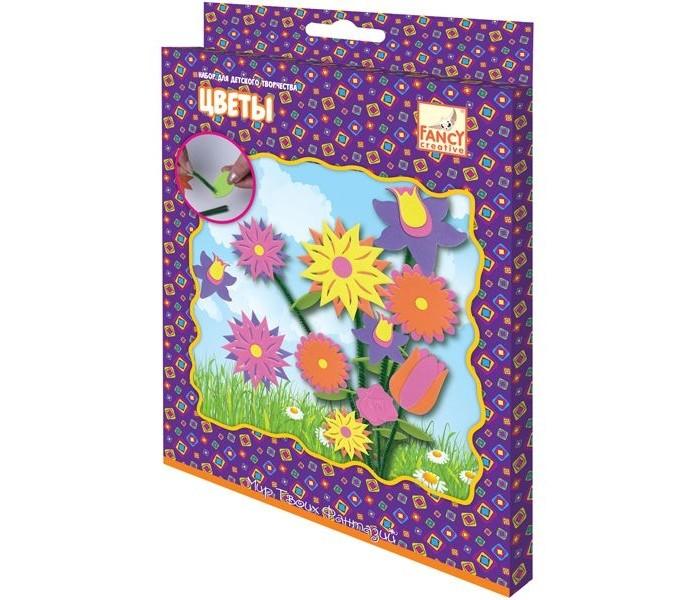 Наборы для творчества Fancy Creative Набор для декорирования Цветы наборы для творчества fancy creative набор для декорирования цветы