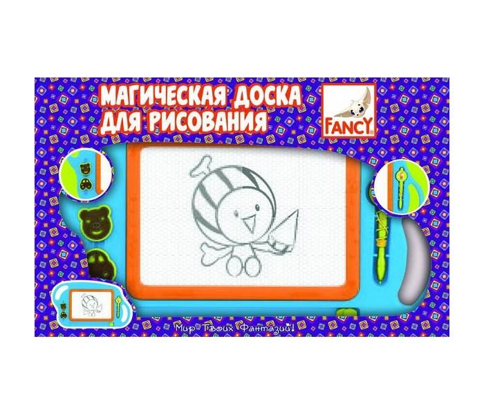 Доски и мольберты Fancy Creative Доска для рисования 42х27 см gaomon wh850 беспроводная доска для рисования и ручная роспись