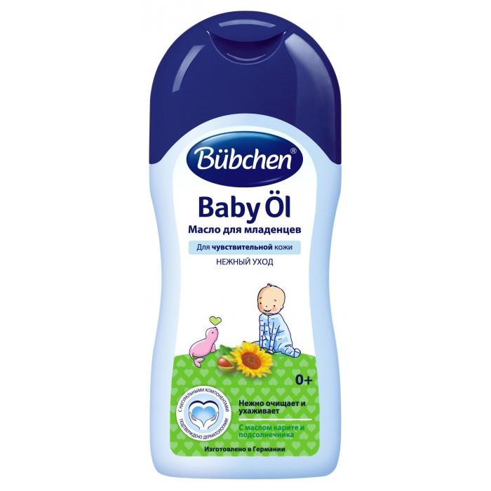 Косметика для новорожденных Bubchen Масло для младенцев 200 мл масло тик так детское д массажа и ухода 250мл