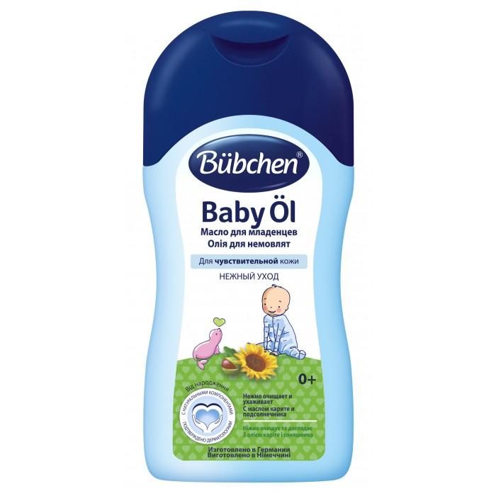 Косметика для новорожденных Bubchen Масло для младенцев 400 мл масло тик так детское д массажа и ухода 250мл