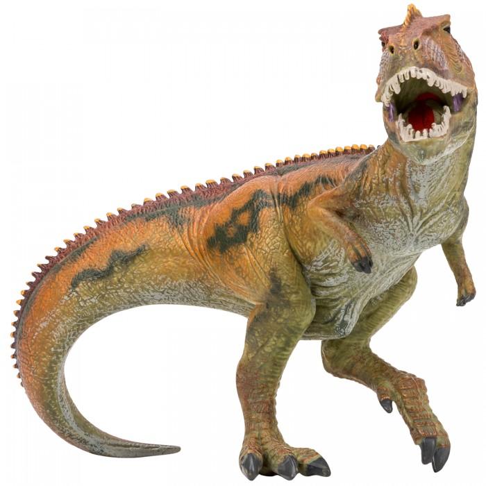 Купить Игровые фигурки, Masai Mara Игрушка Мир динозавров Гигантозавр 20 см
