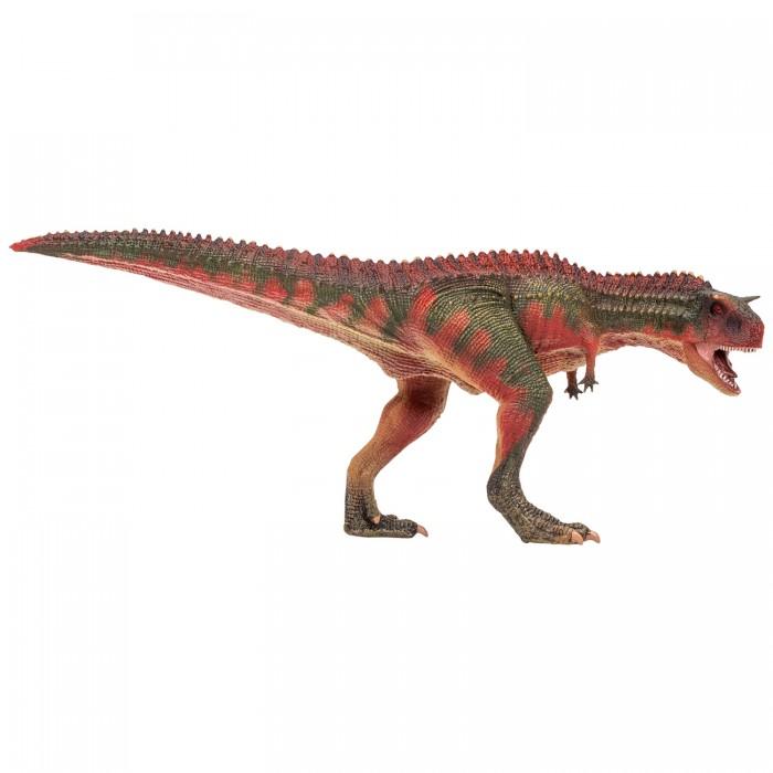 Купить Игровые фигурки, Masai Mara Игрушка Мир динозавров Карнотавр 30 см